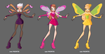 Winx: Adoptables OPEN (CLOSED) by DragonShinyFlame