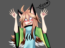 Nya? by ionelaqwet