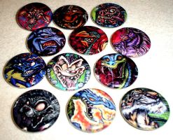 buttons by 1311