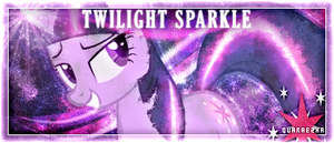 [Sig] Tagwall | Twilight Sparkle by Paradigm-Zero