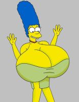 bigger marge by WorldofSolgamia