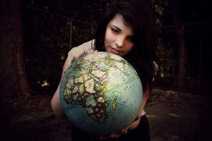 I've got the whole world in my by KatRobertson