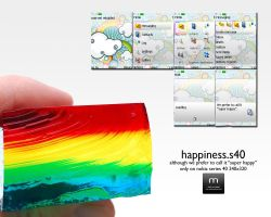 Happiness Nokia Theme by snm-net