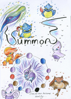 Summon: THE cover.... by Larads