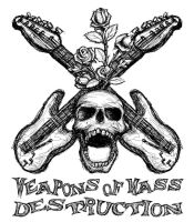 Weapons of Mass Destruction by geoceb