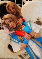 Belldandy - Two Sides by AngelSamui