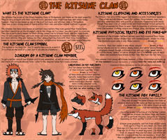 The Kitsune Clan by TraceofHatred
