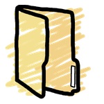 Folder icon by Obinoobie