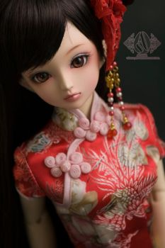 New style of Cinderella 10 by Angell-studio
