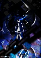 Black Rock Shooter by yona999