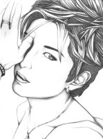 Gackt Portrait by Kitty-Cat-Angel