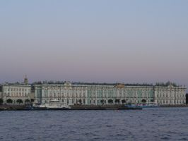 The Hermitage by Almile
