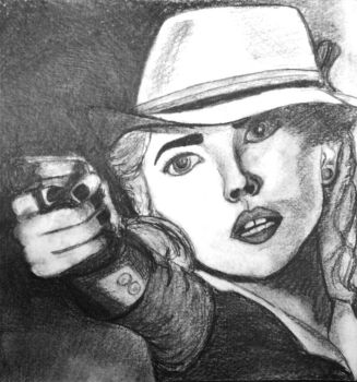 Agent Carter by sweetchick141