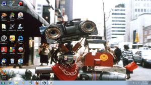 Johnny Five Desktop by NeitherSparky