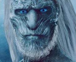 Game Of Thrones White Walker by zodevstudios