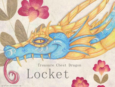 [Art Trade:] Locket by Cup-of-Javo