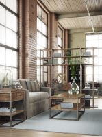 Industrial Interior by AlexCom