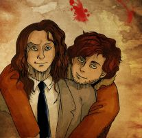 Partners in Crime by Seal-of-Metatron