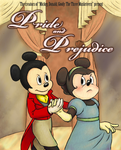 Pride and Prejudice Disney Toon Style by LydiaHopeDaulton