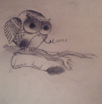 Owl by Satanic-morals