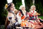 Granado Espada - Ladies 2 by LiquidCocaine-Photos