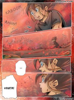 DBZ - Luck is in Soul at Home: Luck 13 Page 10 by RedViolett