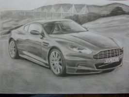 Aston Martin DBS by 09Pumba09