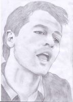 Misha Collins - scanned by ReficulNatas