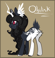 Obilisk :temp oc ref+species ref: by Sutexii