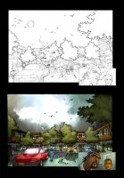 Sequential Art by -seed-
