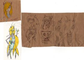 Lu Jeanne ideas by Sketchy-on-Details
