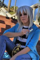 Change of Heart - Bakura by nekomatalee