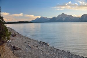 Jackson Lake by Sparty91