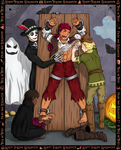 Halloween 2014 by mystic-touch