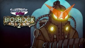BioShock 2 Title Card by wibblethefish