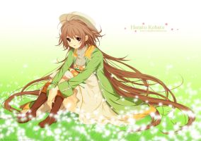 Hanato Kobato: For Inma by Kaze-Hime