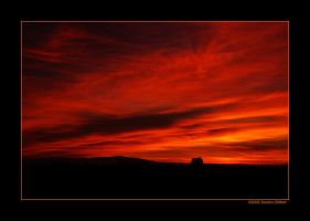 Red Sky by grugster