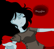 AT: Marceline :1: by Infinity--Star