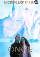 Rumbelle OUAT S2 Poster by Missykat90