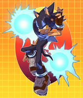 ThatBlue-Bolt Commission by ZII3