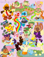 Where's Kecleon ? - Spring 2012 by DaMee-Momma