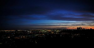 L.A. Sunset 2 by AndySerrano