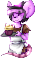Rat Chef by Skoryx