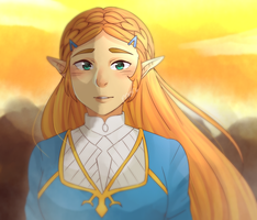 zelda by picorimori