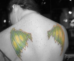 Wings on my heart by pogovina