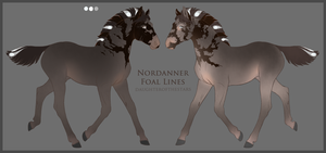 A2394 Foal Design by Makienzie