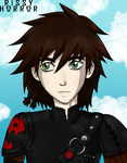 Hiccup - How To Train Your Dragon 2! by RissyHorrorx
