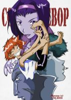 Cowboy Bebop by korone