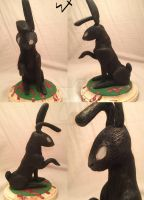 The Black Rabbit of Inle -SOLD- by The-Erin-show