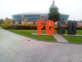 Donbass-Arena! by FCSD